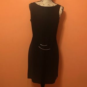 David Warren black dress size 6